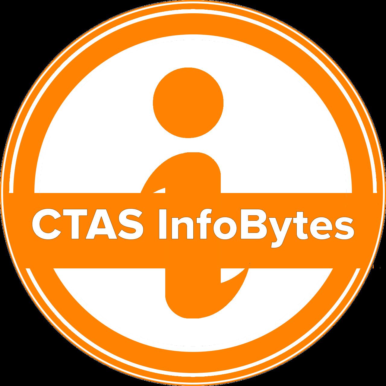 CTAS InfoBytes logo